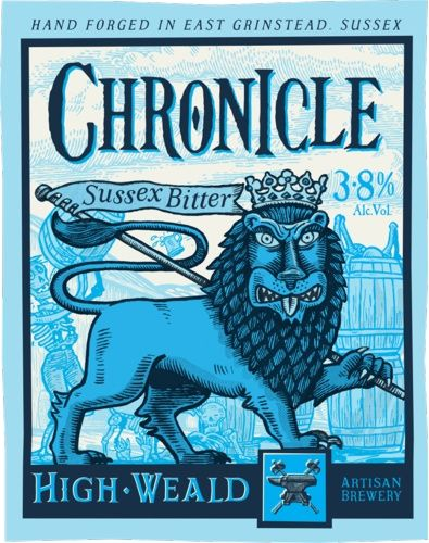 Chronicle – Alc 3.8% - High Weald