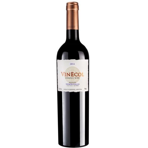 Tempranillo 2014 Organic, VinEcol 75cl